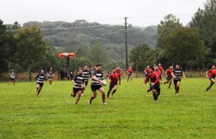 Rodada para definir os finalistas do Gauchão de Rugby XV 2018