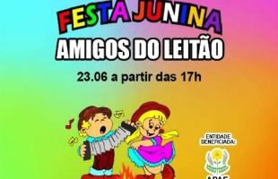 Festa Junina vai arrecadar verbas para a APAE Caxias