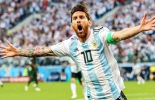 Argentina vence na raça e pega a França na próxima fase