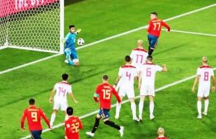 Espanha leva susto, mas garante empate no final
