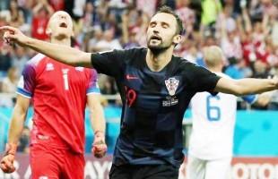 Croácia vence a Islândia e ajuda a Argentina