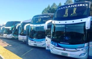 Marcopolo participa do 8º encontro anual do Transporte Turístico e Fretamento