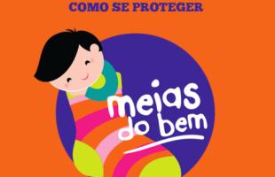 Iguatemi Caxias é ponto de coleta da campanha Meias do Bem, da Puket