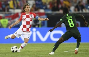 No pior jogo da Copa, Croácia despacha a Nigéria