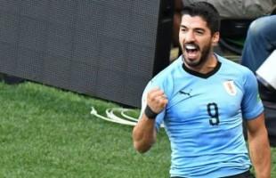 Uruguai despacha pra casa mais cedo a Arábia Saudita