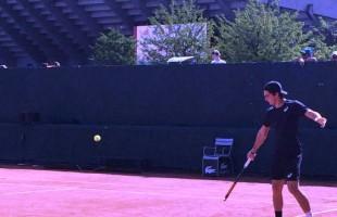 Thiago Wild despacha coreano e encara 9º do mundo nas oitavas do juvenil de Roland Garros