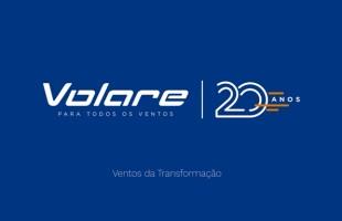 Volare celebra 20 anos de sucesso e apresenta novidades