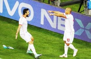Tunisia vence o Panamá, no jogo do adeus das duas equipes