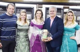 Legislativo caxiense é convidado para a 10ª Festa do Agricultor de Fazenda Souza