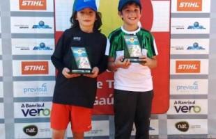 Circuito de Tênis Gaúcho define os campeões no Recreio da Juventude, de Caxias do Sul