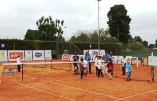 Final de semana com disputa do Circuito de Tênis Gaúcho em Caxias