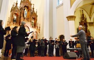 "Coro Municipal apresenta ""Concerto Sacro"" neste domingo"