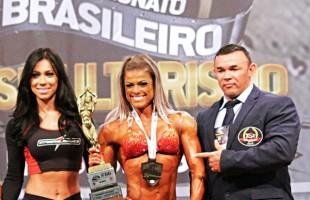 Atleta caxiense disputará o Muscle Contest Brasil