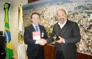 Pacto de amizade entre Galópolis e cidade italiana Córbola