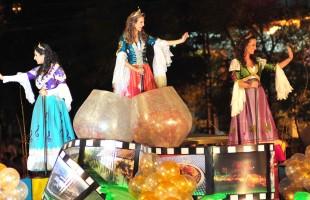 Corsos Alegóricos da Festa da Uva 2019 ocorrerão na Rua Sinimbu e no Parque de Eventos