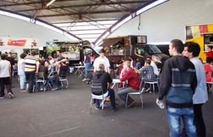 Mercopar abre inscrições para food trucks na praça de alimentação