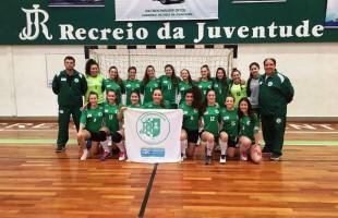 Recreio da Juventude, de Caxias do Sul, sediou Primeira Fase do Campeonato Estadual de Handebol Feminino