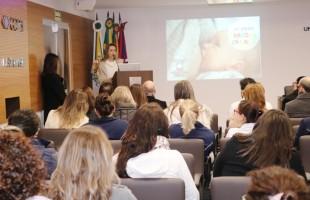 Secretaria da Saúde abre a Semana Mundial do Aleitamento Materno em Caxias do Sul