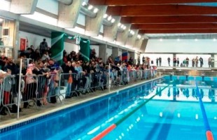 Recreio da Juventude, de Caxias do Sul, sediou a edição 2018 dos Jogos Abertos de Natação