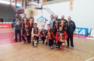 Equipe do ABACS/UCS/Clube Juvenil é a campeã dos Jogos Abertos de Basquete
