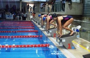 Jogos Abertos de Natação reúnem nadadores de nove cidades do estado