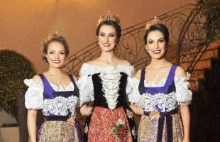 Rainha e Princesas fazem primeira viagem para divulgação da Festa Nacional da Uva 2019