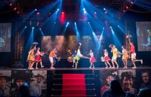 Festival Internacional de Folclore de Nova Prata encerra com público de 25 mil pessoas