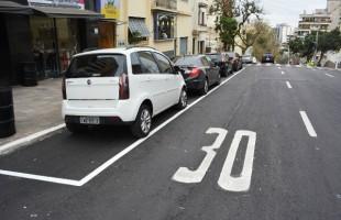 Secretaria de Trânsito implanta novo modelo de sinalização de estacionamentos de rua