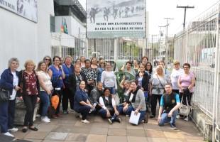 Semtur comemora Dia Mundial do Turismo com passeio no roteiro La Città