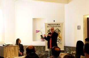 Semtur promove oficina para comunidades envolvidas no roteiro Caminhos de Caravaggio