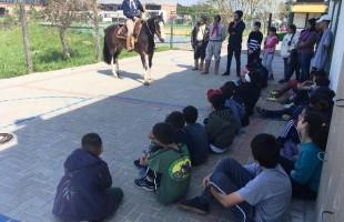 Escolas municipais participam de projeto alusivo à Semana Farroupilha