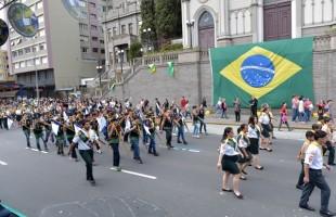 Desfile de Sete de Setembro de Caxias do Sul é nesta sexta-feira