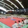 Mais de 200 atletas participam dos Jogos Abertos de Taekwondo