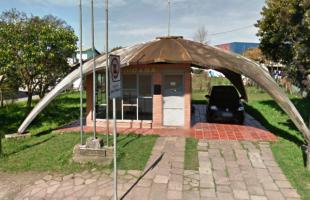 Destinação adequada de antigo módulo do Santa Fé é o pedido que vereador Bueno faz à prefeitura