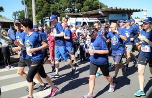 Empresas Randon e SSI Saúde reúnem mais de 2 mil participantes na 2ª Caminhada e Corrida da Saúde