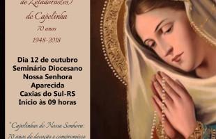 Presença das capelinhas na Diocese de Caxias completa 70 anos