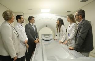 Novo tomógrafo do Hospital Moinhos de Vento realiza exame com maior precisão em menos de um segundo