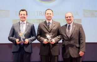 Marcopolo conquista o Troféu Transparência 2018