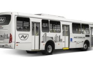 Neobus vai fornecer 20 ônibus urbanos New Mega para a empresa Viamão