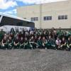 Atletas do Recreio da Juventude, de Caxias do Sul, competem na 18ª Taça Paraná de Voleibol