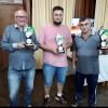 Vencedores dos Jogos Abertos de Canastra da Smel recebem premiação