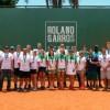 Encerrada fase classificatória do Roland-Garros Amateur Series by Peugeot