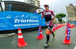Inscrições para o Circuito Nacional Sesc de Triathlon vão até 21/11
