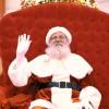 Chegada do Papai Noel abre programação natalina do Iguatemi Caxias