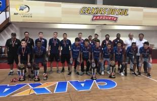 Smel premia os vencedores do Campeonato Municipal de Futebol de Base