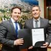 Ederson de Albuquerque Cunha é o novo secretário de Segurança Pública e Proteção Social