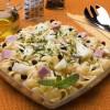 Na culinária, Salada de nhoque com melão e presunto