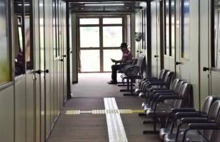 Câmara caxiense substitui carpete por piso para melhorar a estrutura de circulação de pessoas