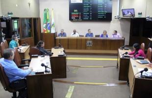 Termo de renúncia do vice-prefeito de Caxias do Sul foi lido no plenário da Câmara nesta terça-feira