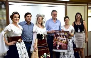 Presidente Flavio Cassina é convidado para a 14ª Feprocol de Nova Pádua